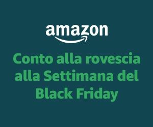 Black Friday 2018 è il 23 Novembre. Nell'attesa dai un'occhiata alle nostre offerte migliori a prezzi bassi! Offerte e sconti, approfittane subito!