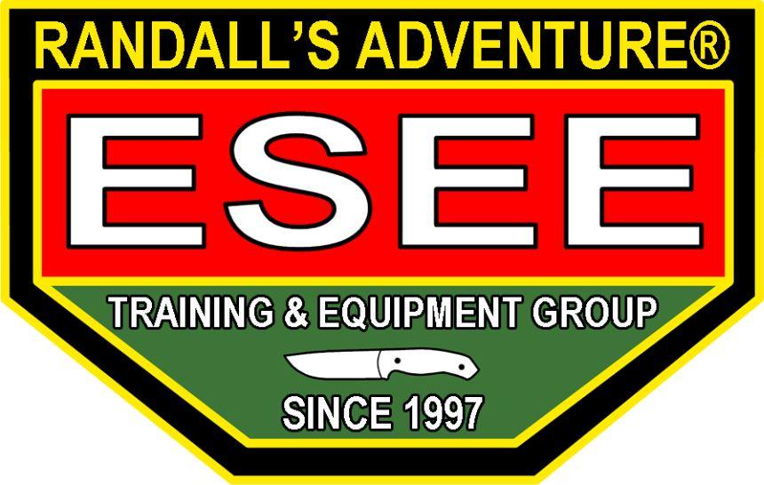 Coltelli da sopravvivenza e bushman ESEE Randall's Adventure, ampiamente usati da corpi militari e di polizia