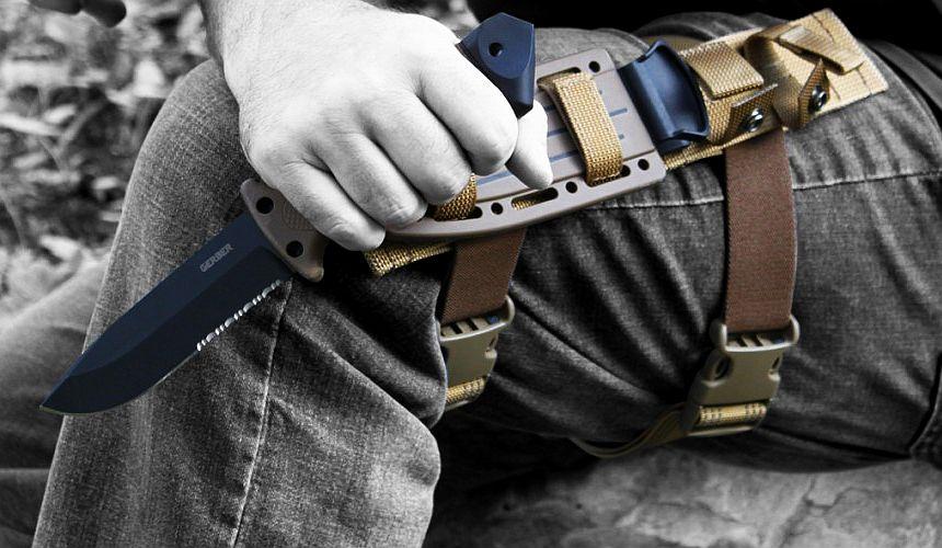 I coltelli da sopravvivenza Gerber (come questo LMF II), hanno tutti un fantastico rapporto qualità/prezzo