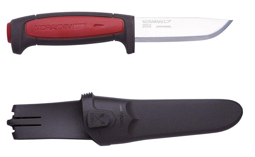 Coltello a lama fissa MORAKNIV FT01508 da campeggio, caccia e outdoor