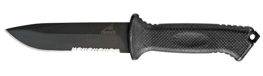 Coltello Militare Gerber Prodigy Serrated