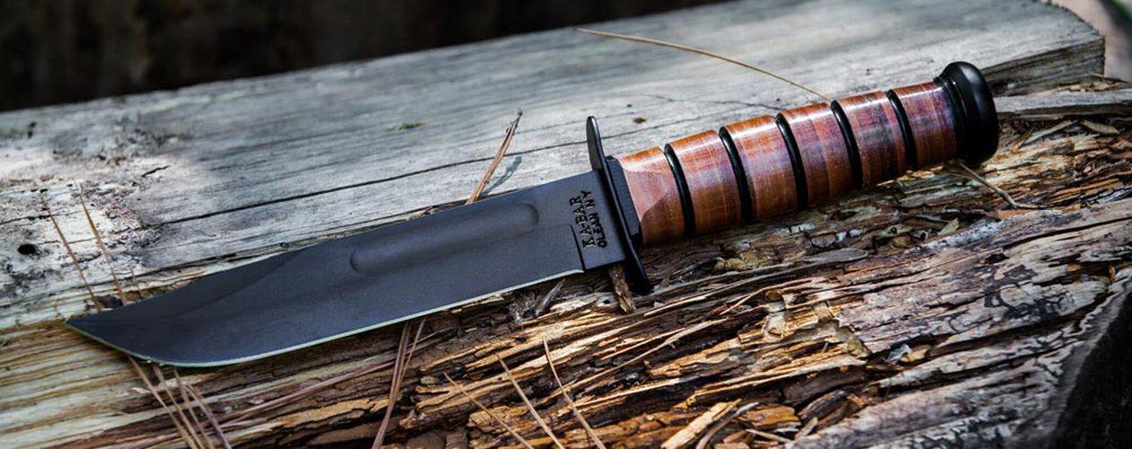 I migliori coltelli militari KA-BAR