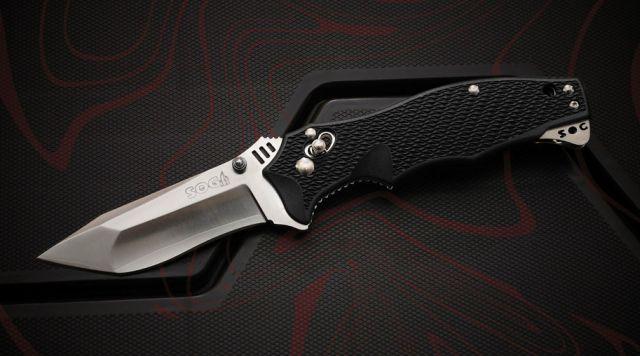 Coltello serramanico SOG Vulcan il coltello migliore del mondo da campeggio, montagna, militare escursionismo, alpinismo! Offerte outdoor e survival con tanti sconti, approfittane subito!