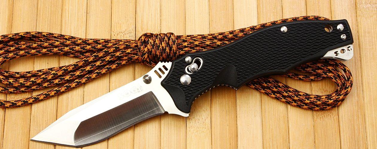 SOG Vulcan - Il top dei coltelli a serramanico