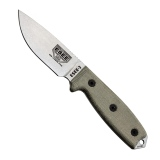 Coltello survival ESEE 3P-UC-MB con lama scoperta (uncoated)