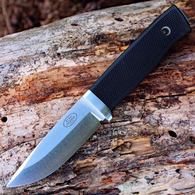 Il migliore coltello da sopravvivenza FÄLLKNIVEN F1 PRO, lama survival in acciaio al vanadio VG10 che taglia come un rasoio