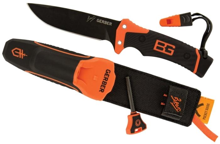 Il coltello survival Gerber Bear Grylls Ultimate Pro