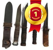 I migliori coltelli militari, tattici, survival del mondo