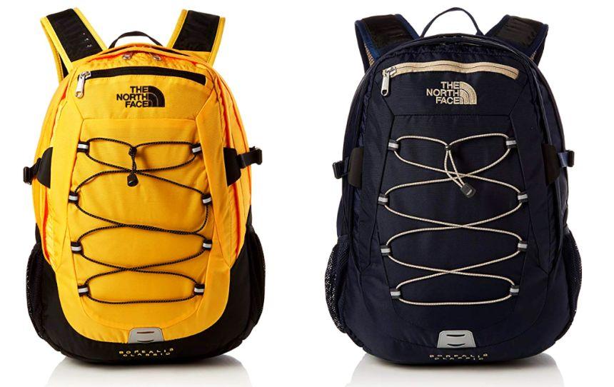 Tra i migliori zaini da campeggio ed escursionismo non può mancare The North Face Borealis Classic, disponibile in numerosissime colorazioni