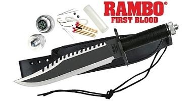 Coltelli Rambo da collezione