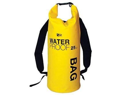 Zaino borsa impermeabile Beach Art 25 litri da campeggio, escurisonismo, caccia e pesca