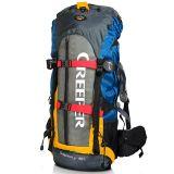 Zaino da trekking alpinismo escursionismo Creeper da 60 litri